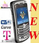 NEW RIM Blackberry Curve 8320 WIFI cell phone T Mobile Titanium PDA