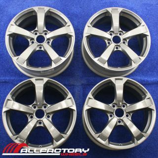 18 2009 09 2010 10 2011 11 FACTORY OEM WHEELS RIMS SET 4 FOUR 71786