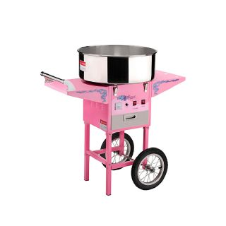 Northern Popcorn Commercial Cotton Candy Machine Floss Maker Electric
