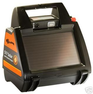 GALLAGHER S17 SOLAR ELECTRIC FENCE CHARGER ENERGIZER