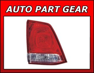 Driver Side Tail Light Assembly   Toyota Land Cruiser   08 10 (Fits