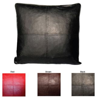 leather pillows in Pillows