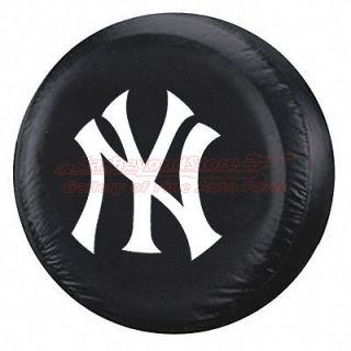 MLB New York Yankees Spare Tire Cover for Jeep and SUVs, New Licensed