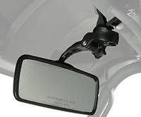 Yamaha Rhino UTV Rear View Mirror Clamp On Style Adjustable Universal