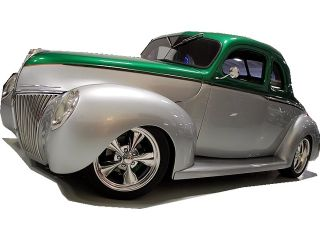 Ford  Other STREET ROD OVERRESTORED 39 FORD COUPE SHOW CAR INCREDIBLE