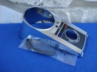CHROME DASH KIT FOR HARLEY DAVIDSON SHOVELHEAD 1968 90