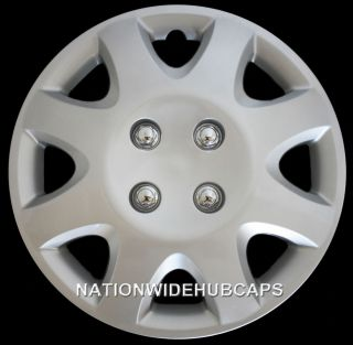 Wheel Covers Rim Cap Lug Cover Hubs for Steel Wheels (Fits Chevrolet