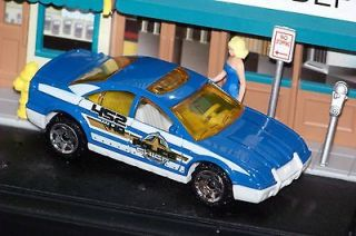 matchbox police cars in Diecast Modern Manufacture
