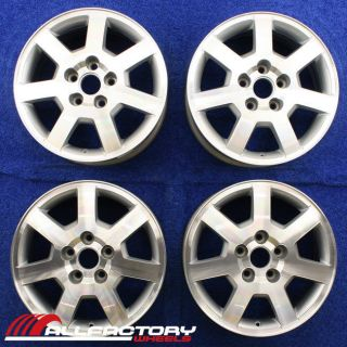 CADILLAC CTS 16 2005 2006 2007 05 06 07 FACTORY OEM WHEELS RIMS SET 4