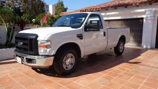 Ford  F 250 Super Duty 2008 Ford F250 Super Duty, Clean Diesel, Tow