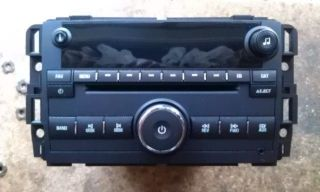 07 08 09 10 11 12 Chevy Radio GMC Silverado Sierra Yukon Cd Player OEM