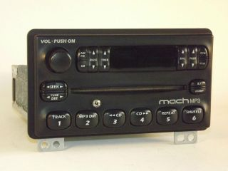 Ford Mustang Explorer Radio 2001 2002 2003 2004  CD iPod Aux 2R3T