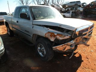 98 99 00 01 DODGE RAM 1500 PICKUP DRIVER REAR SIDE DOOR