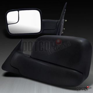 94 01 DODGE RAM PICKUP TOW CAMPER MANUAL FOLD MIRRORS