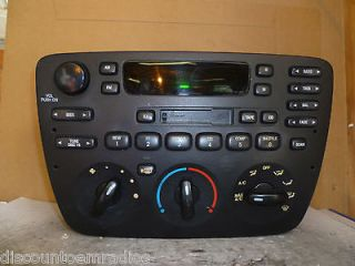 ford taurus radio