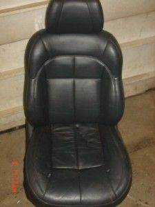 99 04 Jeep Grand Cherokee leather seat Front passengers side right