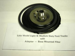 Newly listed NEW FORD Y BLOCK OIL FILTER ADAPTER FOR V8 CARS