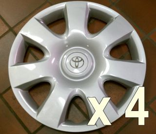 Set of 4 Toyota Camry Hubcap Wheel Cover 2002   2004 15 Camery NEW