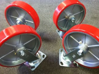 inch casters in Casters & Wheels