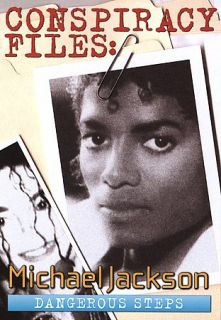Conspiracy Files   Michael Jackson   Dangerous Steps DVD, 2005