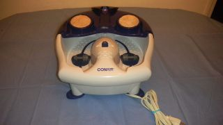 CONAIR BODY BENEFITS W/REMOTE CONTROL FOOT SPA MODEL FB15N USED