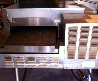 Lincoln Impinger Conveyor Pizza Oven Model 1132 080 Aa 3 phase