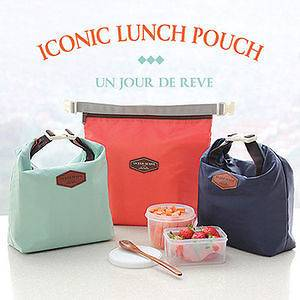 Hyundai Hmall korea new Insulated Picnic cooler bag Thermal Lunch bag
