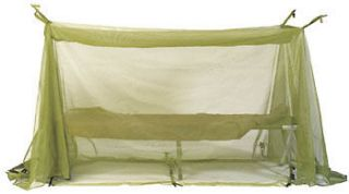MOSQUITO NET NETTING COT COVER US MILITARY ARMY USMC GREEN OD TENT GC