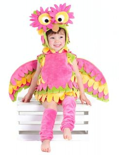 HOLLY the OWL Costume Baby Infant Toddler Child 6m   XS 3T 4T
