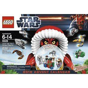 Newly listed New Lego Holiday Star Wars Advent Calender 9509 2012