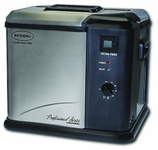 Butterball 20010109 Professional Indoor Electric Turkey Deep Fryer