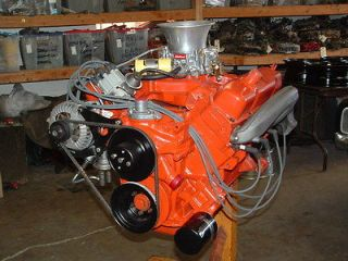 Plymouth Dodge Mopar 1970 F 440 HP NEW REBUILT ENGINE