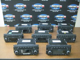 Mopar Chrysler Jeep Dodge Ram In Dash Stereo Radio Cd Sirius Take Outs