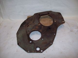 CHEVY GM 216 235 ENGINE MOTOR LOWER BOTTOM MOTOR MOUNT PLATE COVER