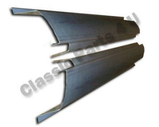 ROCKER PANELS GALAXIE FAIRLANE 1960 63 4DOOR NEW PAIR