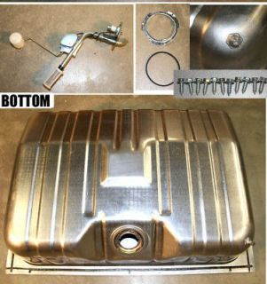 1964 1968 Mustang Cougar Fuel Gas Tank Kit With Sending Unit Made in