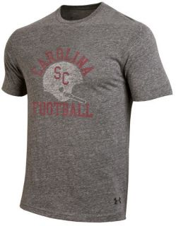 South Carolina Gamecocks Under Armour Sports Legacy Tri Blend T Shirt