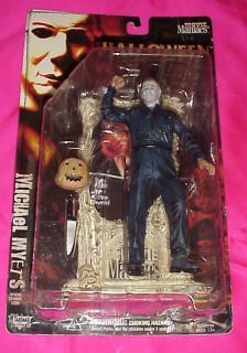 MICHAEL MYERS Halloween Movie Maniacs 7 Inch Action Figure McFarlane