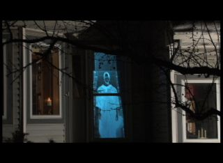 halloween projection dvd