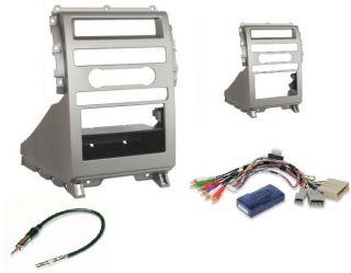 Ford Flex Radio Installation Dash Kit + Wiring Interface + Antenna