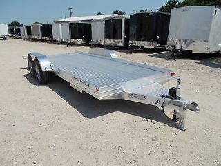 Model 3110 17FT Utility Cargo Auto Carrier ALUMINUM CAR HAULER