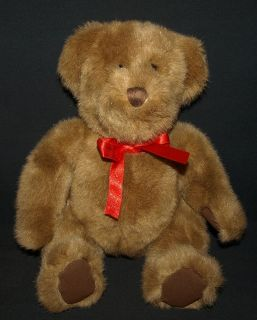 Build A Bear Workshop Brown Small Teddy Bear Stuffed Animal Plush Toy