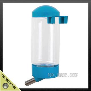 Hygienic HANG ON CAGE Water Bottle Feeder Hamster Mice Gerbil Bunny