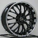 22 Inch Black Wheels Rims Dodge Charger Challenger Chrysler 300 C