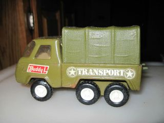 buddy toy trucks in Vintage Manufacture (Pre 1970)
