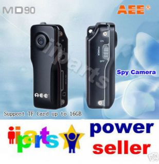 Original AEE MD90 MD90S Mini DV Wireless VOX Spy Camera DVR Webcam/K