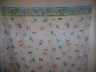 dog shower curtain in Shower Curtains
