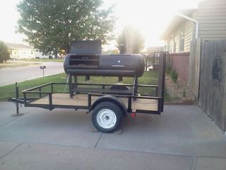 bbq smokers trailers in Business & Industrial