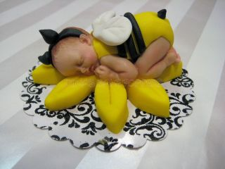 bumble bee baby shower in Baby Shower