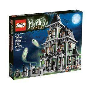 LEGO 10228 Haunted House 10228 Monster Fighters
